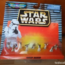 Hobbys: STAR WARS MICROMACHINES TUSKEN RAIDERS. Lote 165636278
