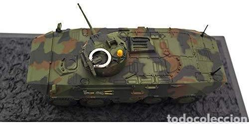 Hobbys: Spähpanzer Luchs Pz.Aufkl.Btl. 7 de agosto. Alemania – 2000 año 1/72 escala Coleccionable Diecast - Foto 5 - 165640753