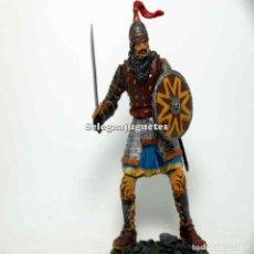 Hobbys: GUERRERO MONGOL SOLDADO PLOMO ESCALA 90 MM ALTAYA. Lote 139923285