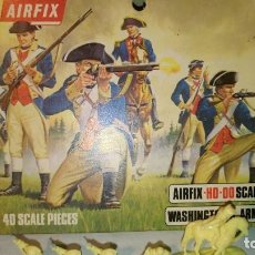 Hobbys: ~~~~ AIRFIX, GUERRA INDEPENDENCIA, WASHINGTON´S ARMY, ESCALA H0 - 00, AÑOS 70. ~~~~. Lote 167635212