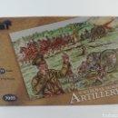 Hobbys: ARTILLERIA A CABALLO BRITANICA WWI PRIMERA GUERRA MUNDIAL ROYAL HORSE ARTILLERY HAT 7005 ESCALA 1/72. Lote 168203641