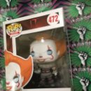 Hobbys: FUNKO POP VINYL PENNYWISE WITH BOAT (472) IT . Lote 168315628