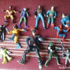 Hobbys: FIGURAS DE SUPER HEROES VARIAS EPOCAS VARIADAS . Lote 169565792