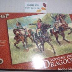 Hobbys: DRAGONES CABALLERIA NAPOLEONICA 1/72 HAT COD. 8009. Lote 170968723