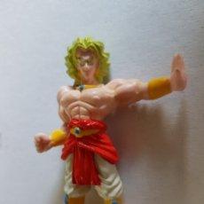 "Hobbys: DRAGON BALL Z AB TOYS 1989 COFFRET Nº 2 SUPER GUERRIERS 6"" - 1 MINIATURA PVC - BROLY. Lote 176199283"