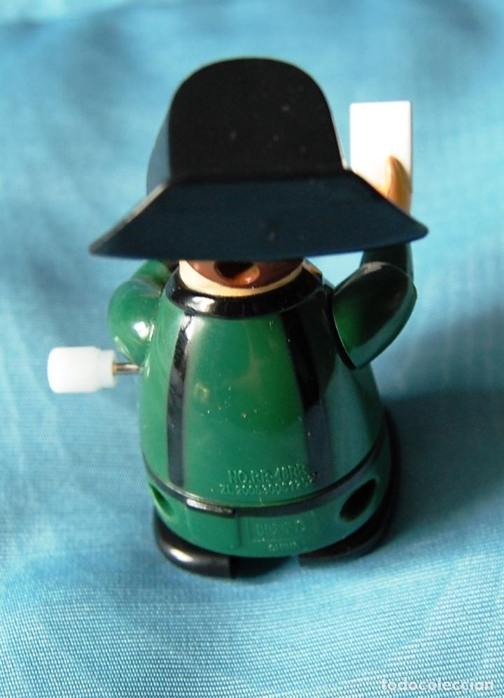 Hobbys: Figura de un Guardia Civil denunciando, de cuerda. - Foto 6 - 176552359