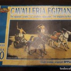 Hobbys: NEXUS 1:72 CARROS DE GUERRA EGIPCIOS. Lote 176652929