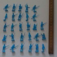 Hobbys: LOTE DE 28 FIGURAS MINIATURA, SOLDADOS, MILITARES, FRANCESES ? CREO QUE ITALERI.. Lote 177522969