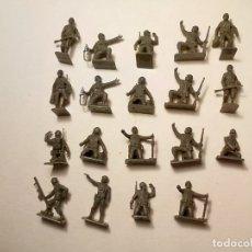 Hobbys: LOTE DE 19 FIGURAS MINIATURA, SOLDADOS, MILITARES, CREO QUE ITALERI.. Lote 177523132