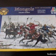 Hobbys: ITALERI MONGOLES 1:72 . Lote 178225223