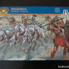Hobbys: ITALERI GLADIADORES 1:72 . Lote 178240177