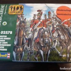 Hobbys: REVELL GUARDIA BRITÁNICA GUERRAS NAPOLEÓNICAS 1:72. Lote 178835570