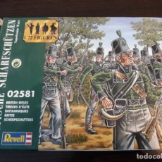 Hobbys: REVELL RIFLES BRITÁNICOS GUERRAS NAPOLEÓNICAS 1:72. Lote 178835790