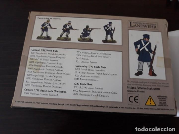 Hobbys: Hat landwher prusiana guerras napoleónicas 1:72 - Foto 3 - 219389368