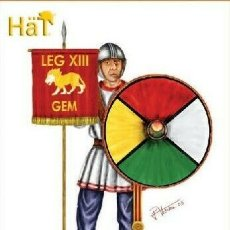 Hobbys: 8100 HAT 1/72 LATE ROMAN MEDIUM INFANTRY ( 2 CAJAS / BOXES ). Lote 180105068