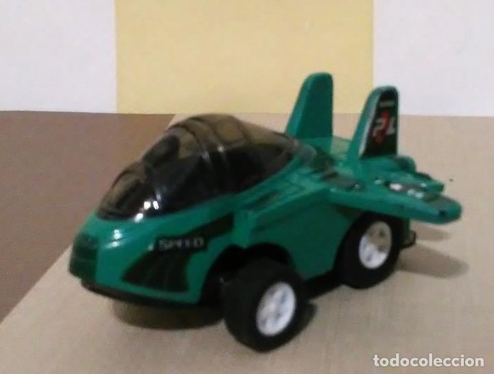 Hobbys: Lote 2 aviones mini fighter made in china - Foto 4 - 180276633