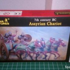 Hobbys: CAESAR 1/72 H011 ASSYRIAN CHARIOT / CARROS ASIRIOS. Lote 215832837