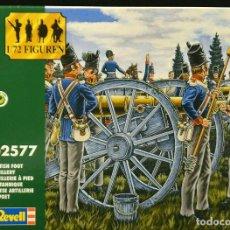 Hobbys: 1/72 REVELL ARTILLERIA INGLESA, EPOCA NAPOLEONICA. Lote 181209616