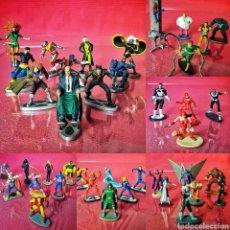 Hobbys: COLECCIÓN COMPLETA 41 FIGURAS DE PLOMO MARVEL SUPER HÉROES. AÑO 2003.. Lote 181178761