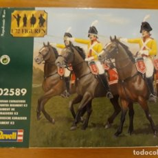 Hobbys: REVELL CORACEROS PRUSIANOS GUERRAS NAPOLEÓNICAS 1:72. Lote 181524431