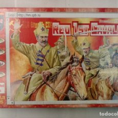 Hobbys: 1/72 ORION RED 1ST. CAVALRY. Lote 181910387