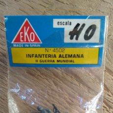Hobbys: SOBRE MICRO MINIATURAS EKO, INFANTERÍA ALEMANA N°4502 II GUERRA MUNDIAL. Lote 182091738