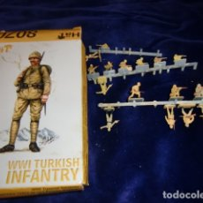 Hobbys: HAT - WWI TURKISH INFANTRY REF8070 1/72. Lote 183265341