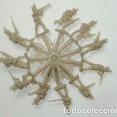 Hobbys: COLADA 1/72 RED BOX - INFANTERIA LIGERA RUSA (NAPOLEONICOS) - SET 72132. Lote 183905722