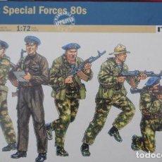 Hobbys: ITALERI 1/72 FUERZAS ESPECIALES SOVIETICAS AÑOS 80. Lote 187225355