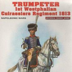 Hobbys: TRUMPETER. 1ST WESTPHALIAN CUIRASSIERS REGIMENT 1813. MINIART. 1/16. REF. 16033. Lote 188563033