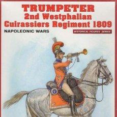Hobbys: TROMPETA DEL 2º REGIMIENTO DE CORACEROS DE WESTFALIA. 1813. MINIART. ESCALA 1/16. REF. 16035. Lote 188563215