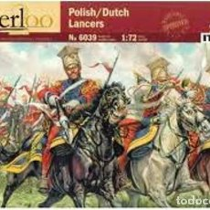 Hobbys: 6039 ITALERI 1/72 POLISH / DUCTCH LANCERS SEALED. Lote 189752161