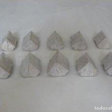 Hobbys: 28MM CAMPAMENTO CON 10 TIENDAS DE CAMPAÑA PINTADAS (ACW, SUDAN, ZULULANDIA, I GM., ETC). Lote 189986262