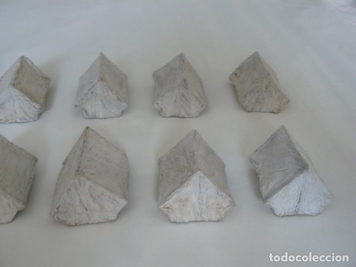 Hobbys: 28MM CAMPAMENTO CON 10 TIENDAS DE CAMPAÑA PINTADAS (ACW, SUDAN, ZULULANDIA, I GM., ETC) - Foto 3 - 189986262