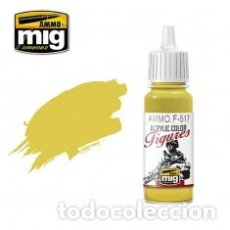 Hobbys: AMMO - PALE GOLD YELLOW F517. Lote 192023783