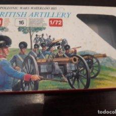 Hobbys: ESCI ARTILLERÍA BRITÁNICA GUERRAS NAPOLEÓNICAS. Lote 192733887