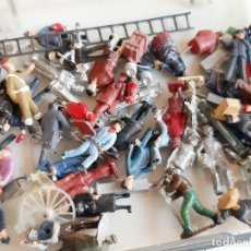 Hobbys: MIKE'S MODELS LOTE DE FIGURITAS SOLDADITOS Y VARIOS - 25.MM ALTO APROX (VER IMAGENES). Lote 193449355