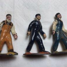 Hobbys: MODELISMO FERROVIARIO,POSIBLEMENTE AÑOS 30.. Lote 193641351