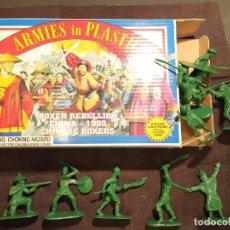 Hobbys: ARMIES IN PLASTIC. ESCALA 1/32 (54 MM). LA REBELIÓN CHINA DE LOS BÓXER. AÑO 1900.. Lote 193802505