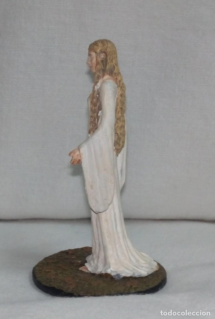 Hobbys: El Señor de los anillos. Figura de Plomo Nº 18 Galadriel. Sin caja. - Foto 4 - 194521371