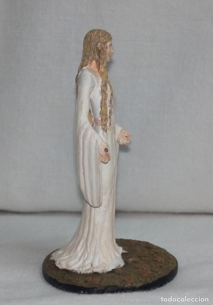 Hobbys: El Señor de los anillos. Figura de Plomo Nº 18 Galadriel. Sin caja. - Foto 6 - 194521371