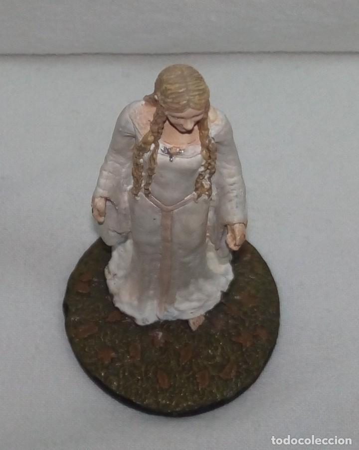 Hobbys: El Señor de los anillos. Figura de Plomo Nº 18 Galadriel. Sin caja. - Foto 7 - 194521371