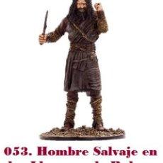 Hobbys: EL SEÑOR DE LOS ANILLOS. FIGURA DE PLOMO Nº 53 HOMBRE SALVAJE. SIN CAJA.. Lote 194523283