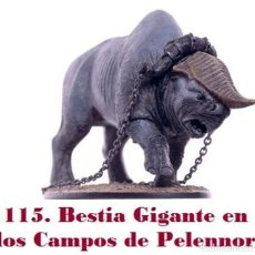 Hobbys: EL SEÑOR DE LOS ANILLOS. FIGURA DE PLOMO Nº 115 GRAN BESTIA SIN CAJA.. Lote 194527900
