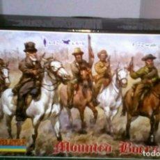 Hobbys: STRELETS 1/72 / CABALLERIA BOER Nº 0037. Lote 194740548