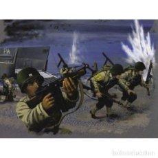 Hobbys: PEGASUS 1/72 U.S. RANGERS D-DAY JUNIO 6TH 1944 IT 7351. Lote 194938001