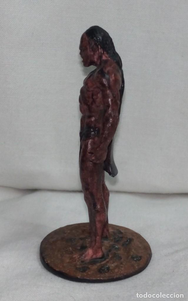 Hobbys: El Señor de los anillos. Figura de Plomo Nº 41 Lurtz Sin caja. - Foto 4 - 195234356