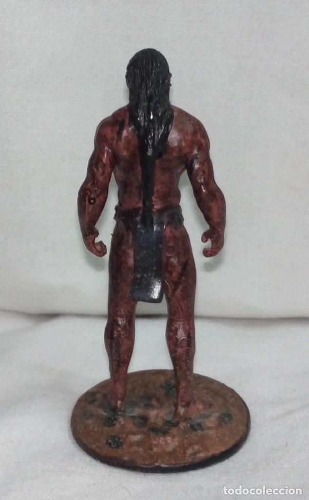 Hobbys: El Señor de los anillos. Figura de Plomo Nº 41 Lurtz Sin caja. - Foto 5 - 195234356