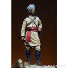 Hobbys: SOWAR GUIDES CAVALRY. PUNJAB FORCE. GUARNICIÓN DE MALAKALAND. 1897. ART GIRONA. Lote 197499557