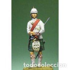 Hobbys: OFICIAL. 2.º BATALLÓN DE HIGHLANDERS DE SEAFORTH. INDIA, 1882. ART GIRONA.. Lote 197701792